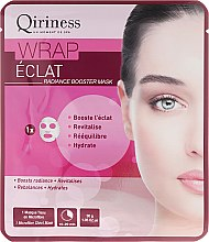 Parfumuri și produse cosmetice Mască de țesut pentru regenerarea pielii - Qiriness Eclat Radiance Booster Mask