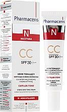 Parfumuri și produse cosmetice CC Cream - Pharmaceris N Capilar-tone CC Cream SPF 30