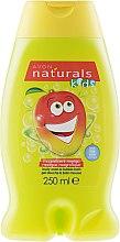 """Parfumuri și produse cosmetice Gel de duș pentru copii """"Mango"""" - Avon Naturals Kids Mango Body Wash and Bubble Bath"""