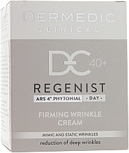 Parfumuri și produse cosmetice Cremă de zi anti-rid 40+ - Dermedic Regenist ARS 4 Phytohial Day Firming Wrinkle Cream