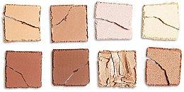 Paletă de machiaj - Makeup Revolution Roxxsaurus Roxi Highlight & Contour Palette — Imagine N2