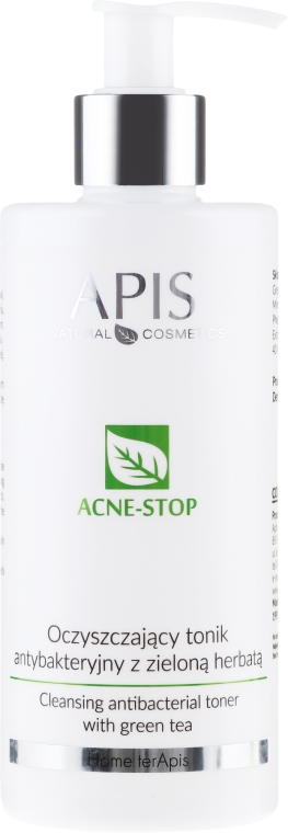 Tonic de curățare - APIS Professional Home terAPIS Professional Cleansing Tonik