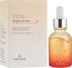 Parfumuri și produse cosmetice Ser cu vitamine pentru un ten uniform - The Skin House Vital Bright Serum