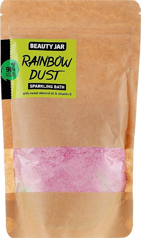 Pudră pentru baie - Beauty Jar Sparkling Bath Rainbow Dust