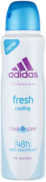Deodorant - Adidas Anti-Perspirant Fresh Cooling 48h — Imagine N1