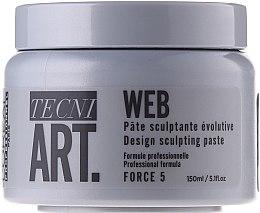 Parfumuri și produse cosmetice Pastă de modelare a părului - L'Oreal Professionnel Tecni.art A-Head Web Force 5
