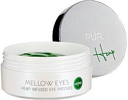 Parfumuri și produse cosmetice Patch-uri cu extract de pepene galben pentru ochi - PURE Mellow Eyes Patches