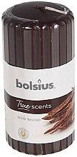 """Parfumuri și produse cosmetice Lumânare parfumată """"Arbore de agar"""", 120/58 mm - Bolsius True Scents Candle"""