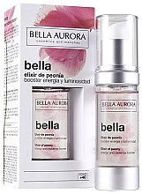 Parfumuri și produse cosmetice Ser antioxidant pentru față - Bella Aurora Elixir Of Peoni