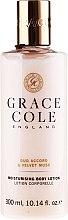 """Parfumuri și produse cosmetice Loțiune de corp """"Oud și mosc de catifea"""" - Grace Cole Oud Accord & Velvet Musk Moisturising Body Lotion"""