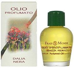 Духи, Парфюмерия, косметика Парфюмированное масло - Frais Monde Black Dahlia Perfume Oil
