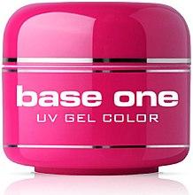 Parfumuri și produse cosmetice Gel pentru unghii - Silcare Base One Color