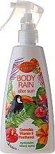 Parfumuri și produse cosmetice Spray după bronz pentru corp - Bione Cosmetics Body Rain After Sun