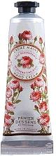 Parfumuri și produse cosmetice Panier Des Sens Rose - Cremă de mâini