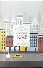 Parfumuri și produse cosmetice Ароматическое саше - Castelbel Hey There New York Sachet