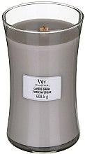 Parfumuri și produse cosmetice Lumânare aromatică - WoodWick Hourglass Candle Sacred Smoke