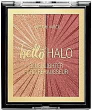 Parfumuri și produse cosmetice Iluminator-fard de obraz - Wet N Wild MegaGlo Blushlighter