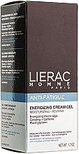 Parfumuri și produse cosmetice Gel-cremă revitalizant - Lierac Homme Energizing Cream-Gel