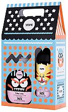 Parfumuri și produse cosmetice Set cadou pentru copii - Yope Kids Gift Set (h/soap/400ml + sh/gel/400ml)