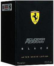 Parfumuri și produse cosmetice Ferrari Scuderia Ferrari Black - Loțiune după ras