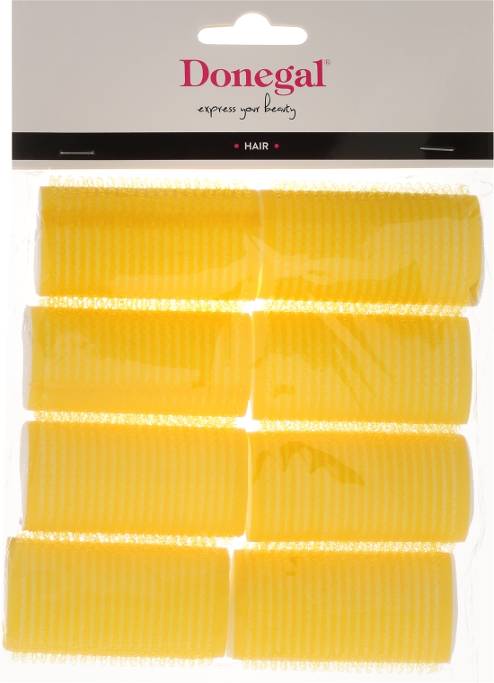 Бигуди с пенной основой, 32 мм, 8 шт - Donegal Hair Curlers