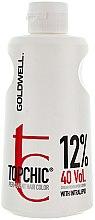 Parfumuri și produse cosmetice Oxidant 12% - Goldwell Topchic Developer Lotion