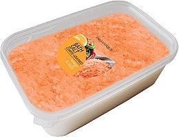 """Parfumuri și produse cosmetice Sare de baie, granule mari """"Portocală și Chili"""" - Organique Bath Salt Orange & Chili"""