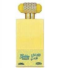 Parfumuri și produse cosmetice Nabeel Golden Beach - Apă de parfum