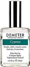 Parfumuri și produse cosmetice Demeter Fragrance Cypress - Apă de colonie