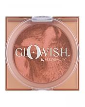 Parfumuri și produse cosmetice Pulbere bronzantă pentru față - Huda Beauty GloWish Soft Radiance (04 -Deep Tan)