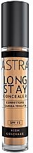 Parfumuri și produse cosmetice Astra Make-Up Long Stay Concealer SPF15 - Concealer cremos rezistent