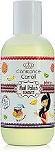 Parfumuri și produse cosmetice Dizolvant pentru lac de unghii - Constance Carroll Nail Polish Remover