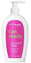 Parfumuri și produse cosmetice Gel calmant pentru igiena intimă - AA Cosmetics Fit.Friends Intimate