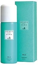 Parfumuri și produse cosmetice Acqua Dell Elba Blu Donna - Deodorant