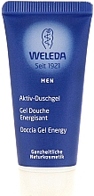 Parfumuri și produse cosmetice Gel de duș, pentru bărbați - Weleda Aktiv-Duschgel (mini)
