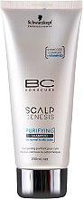 Parfumuri și produse cosmetice Șampon de păr - Schwarzkopf Professional BC Bonacure Scalp Genesis Purifying Shampoo