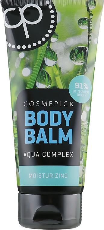 Balsam cu complex hidratant activ pentru corp - Cosmepick Body Balm Aqua Complex — Imagine N1