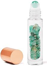 Parfumuri și produse cosmetice Flacon din cristal de aventurină, 10 ml - Crystallove