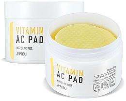 Parfumuri și produse cosmetice Discuri-peeling pentru curățarea feței - A'pieu Vitamin AC Pad
