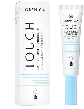 Balsam pentru unghii și cuticule - Orphica Touch Nail & Cuticle Conditioner — Imagine N1
