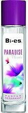Parfumuri și produse cosmetice Bi-Es Paradise Flowers - Deodorant