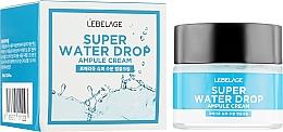 Parfumuri și produse cosmetice Cremă de ampulă super hidratantă - Lebelage Ampule Cream Super Water Drop