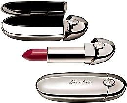 Parfumuri și produse cosmetice Ruj de buze - Guerlain Rouge G de Guerlain Jewel Lipstick Compact