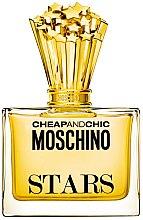 Parfumuri și produse cosmetice Moschino Stars - Apă parfumată (Tester cu capac)