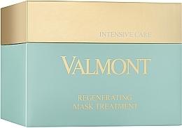 Духи, Парфюмерия, косметика Набор восстанавливающих коллагеновых масок для лица - Valmont Intensive Care Regenerating Mask Treatment (mask/5x35g + serum/5x1.8ml + water/60ml)