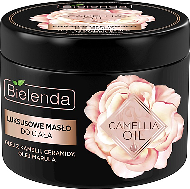 Ulei de corp - Bielenda Camellia Oil Luxurious Body Butter