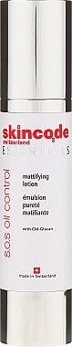 Loțiune pentru față - Skincode Essentials S.O.S Oil Control Mattifying Lotion — Imagine N2