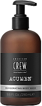 Parfumuri și produse cosmetice Тонизирующий гель для душа - American Crew Invigorating Body Wash