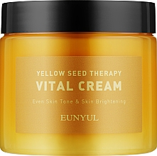 Parfumuri și produse cosmetice Crema-gel vitaminizantă cu extracte de citrice pentru față - Eunyul Yellow Seed Therapy Vital Cream