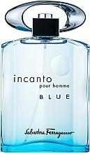 Parfumuri și produse cosmetice Salvatore Ferragamo Incanto Blue Pour Homme - Apa de toaletă